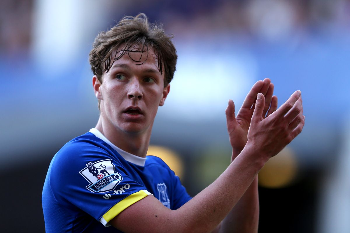 Youngster Kieran Dowell