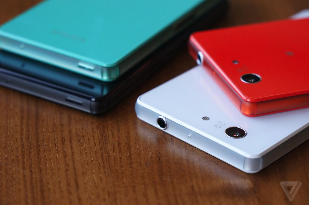 Hands-on with Sony's new Xperia Z3 Compact