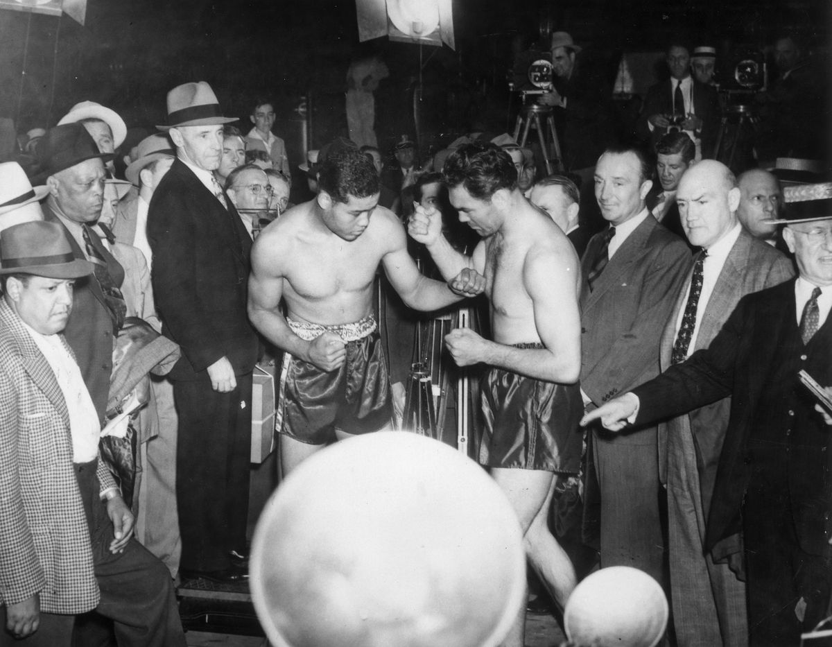 Boxing Weigh-In