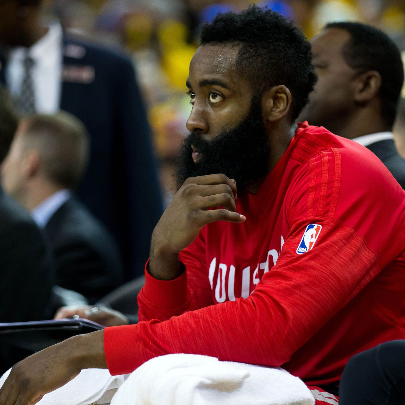 7d5428706a8 Rockets season recaps  James Harden and the cult of perception - The ...