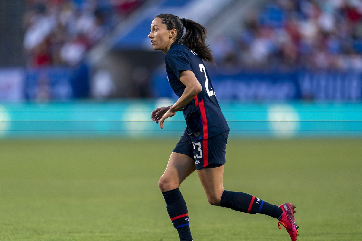 2020 SheBelieves Cup - United States v Japan