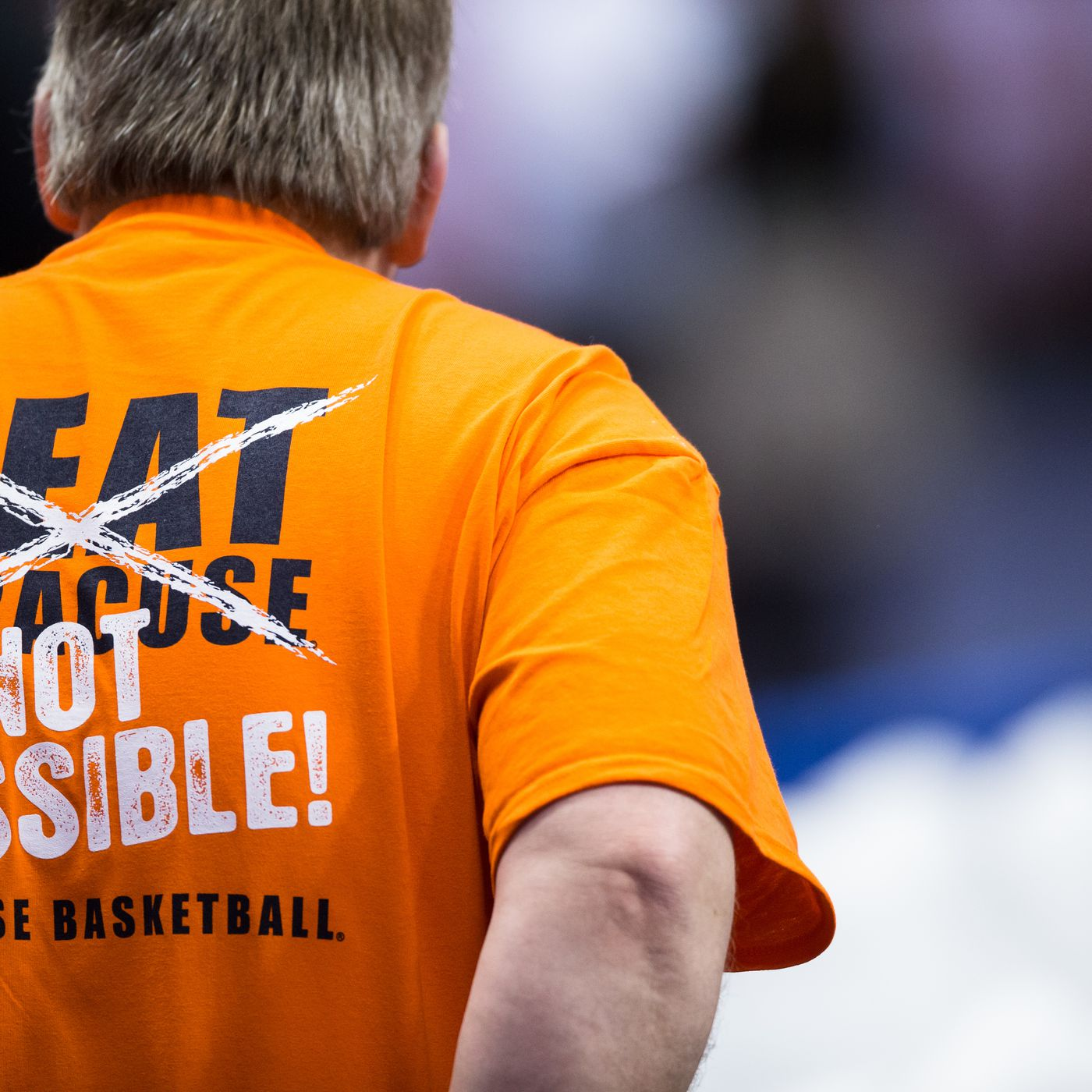 brand new e6b90 e5269 The Most Obsolete Syracuse Basketball T-Shirts Orange Fans ...