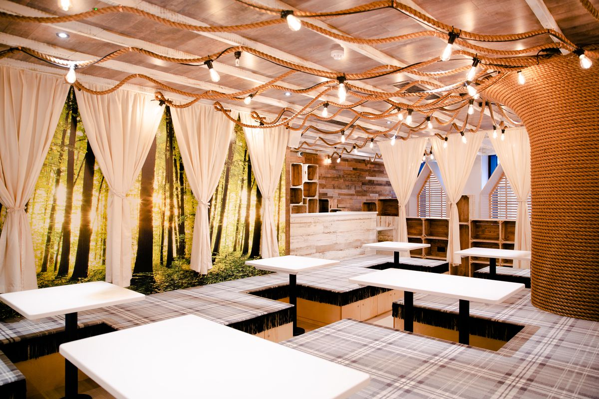 Dominique Ansel S Treehouse Restaurant In Covent Garden Has No
