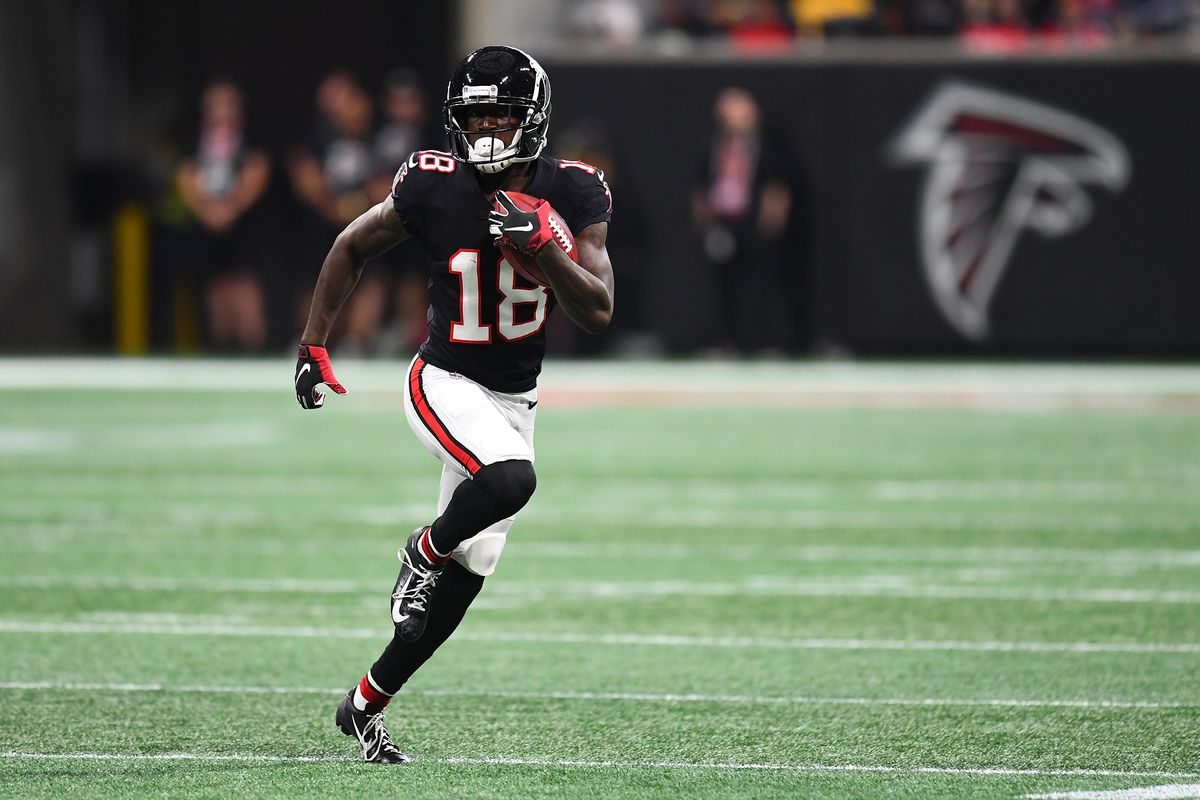Calvin Ridley Has the Falcons Offense Looking Like It s 2016 - The ... 6a8b8ea50