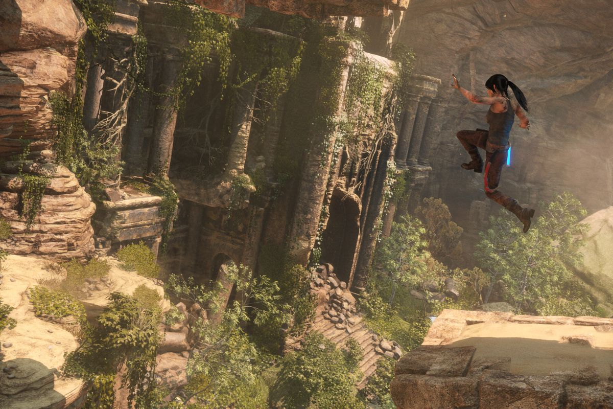 New Tomb Raider game in development (update) - Polygon