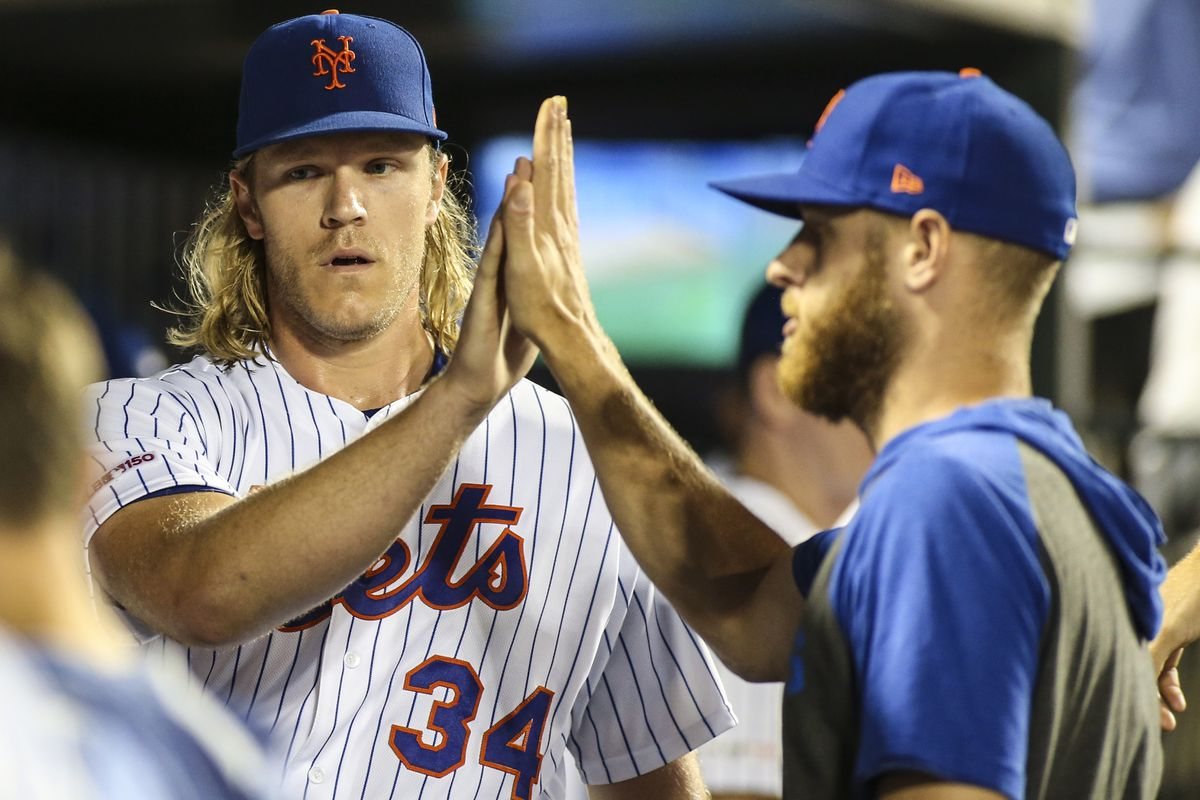 7caf03076 Mets stand pat at deadline with Stroman while NL East rivals add ...