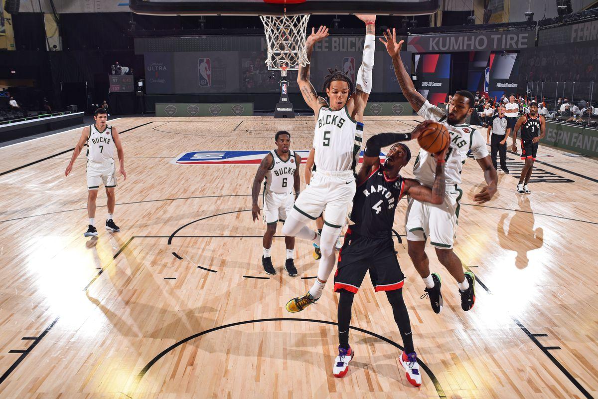 Bucks Vs Raptors Game Thread Brew Hoop