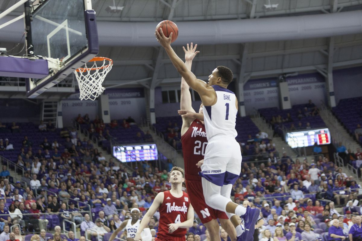 9be1cca1fb9 TCU 88, Nebraska 72: Bane leads Frogs to next round of NIT - Frogs O ...