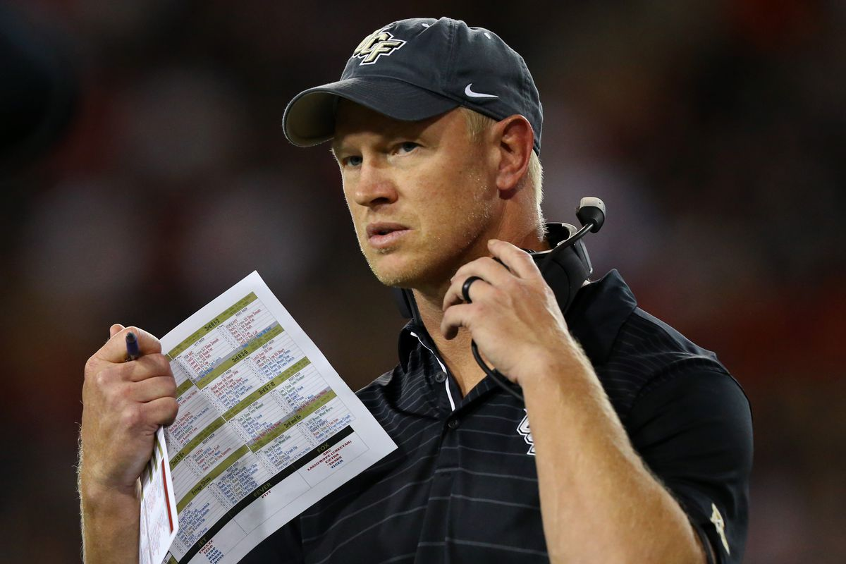 UCF's Scott Frost agrees to deal to become Nebraska's next coach