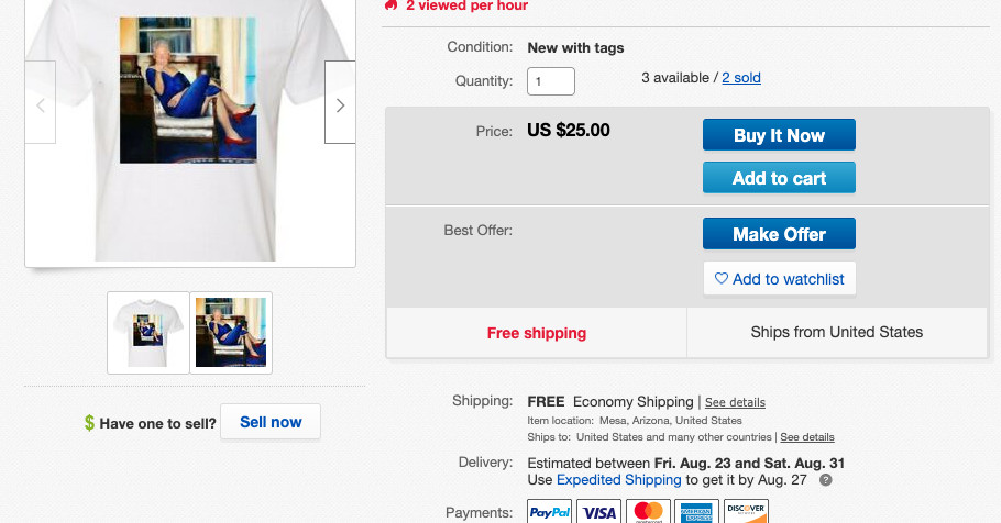 EBay and Shopify pull listings on Jeffrey Epstein-inspired merch