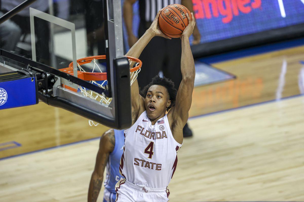 NCAA Basketball: ACC Conference Tournament-North Carolina Florida State