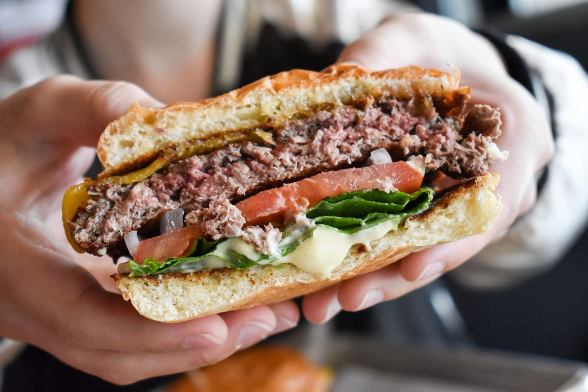Impossible Burger: The Impossible Burger Is Selling Like Hotcakes In Dallas