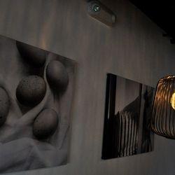 Artwork at Eat.
