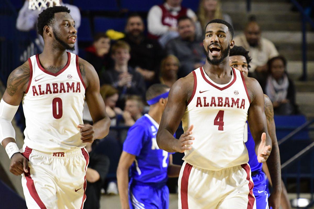NCAA Basketball: Veterans Classic - Memphis at Alabama