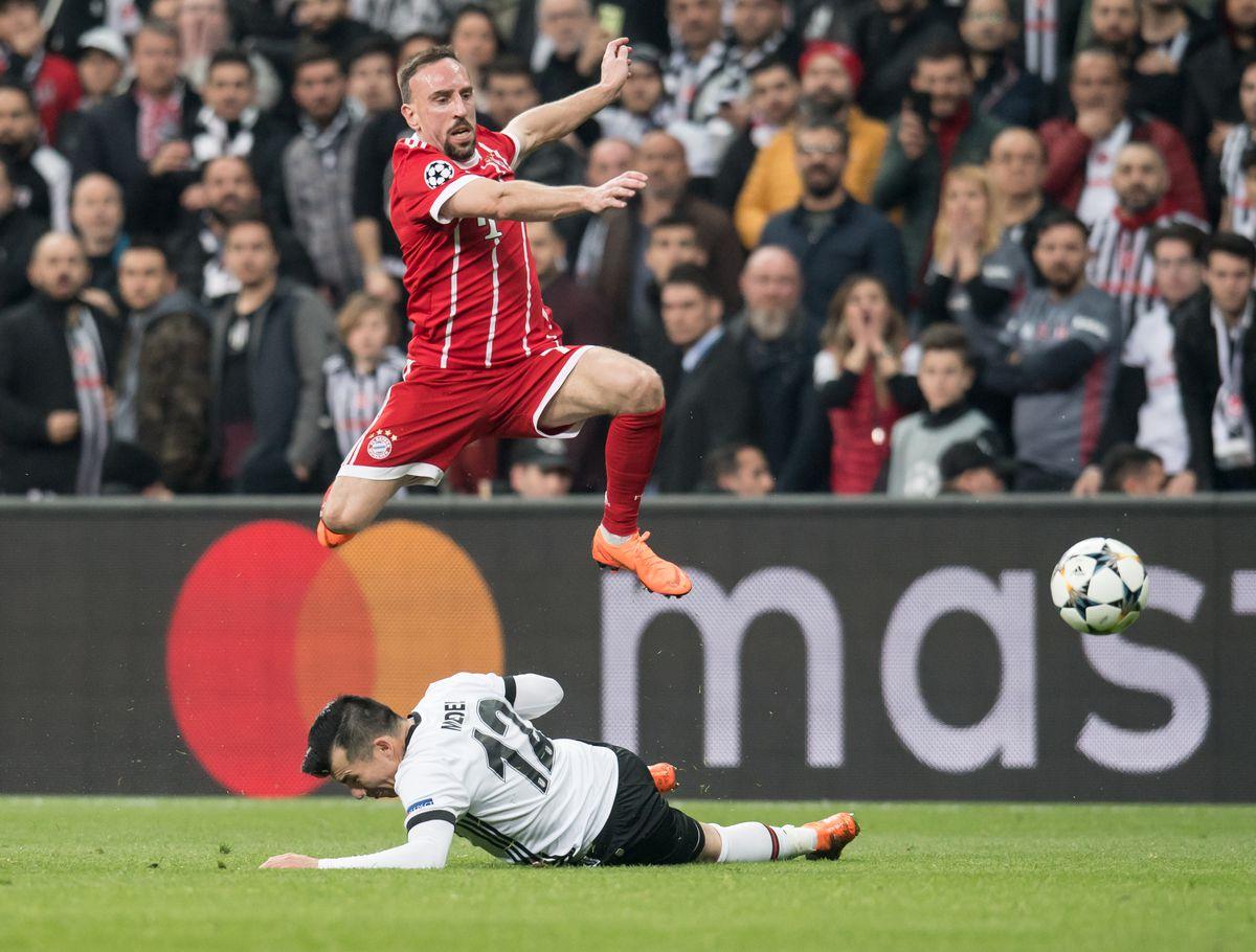 UEFA Champions League - Besiktas vs Bayern Munich