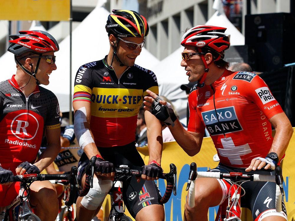 Boonen Cancellara Chat
