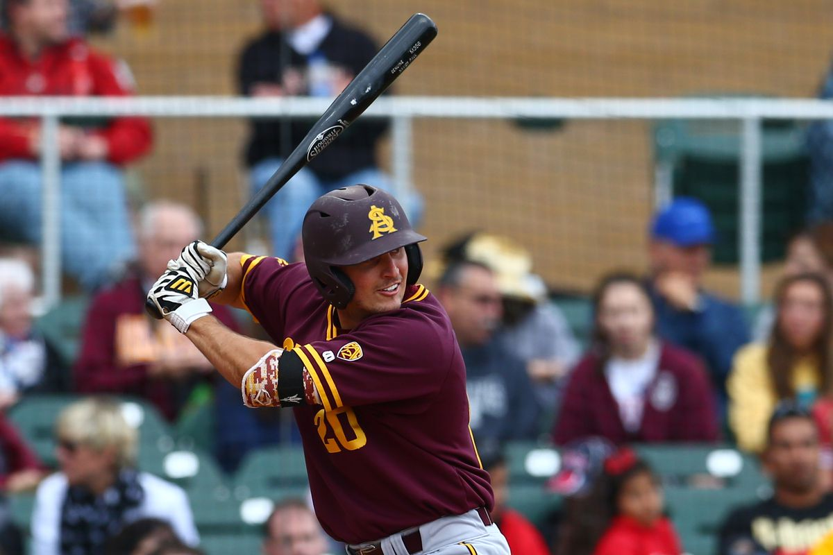 Trever Allen's Three RBIs Led Arizona State To Victory On Friday
