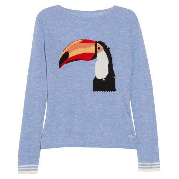 10 Chic Animal Sweaters, and Not a Reindeer in Sight - Racked