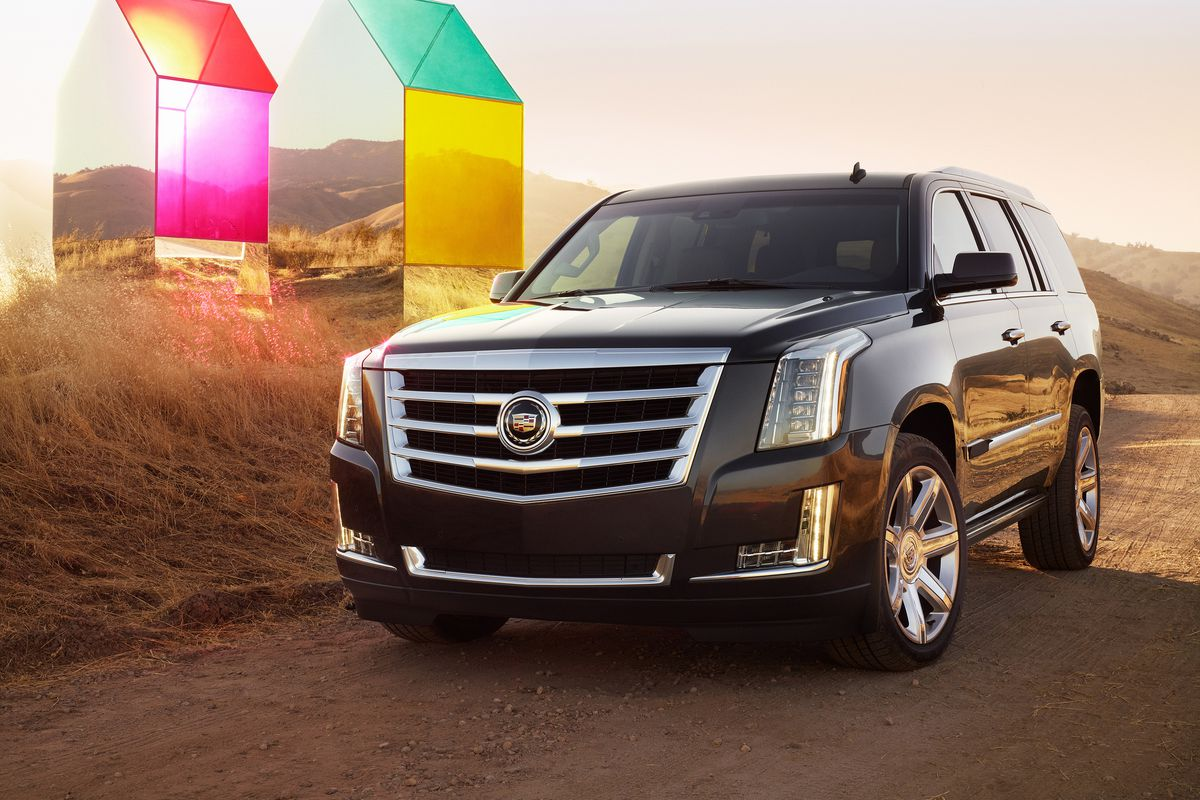 November S Of Gm Cadillac Escalade Suv Were Up 91 5 Per Cent On The Same Period Last Year Abdullah Albargan Flickr