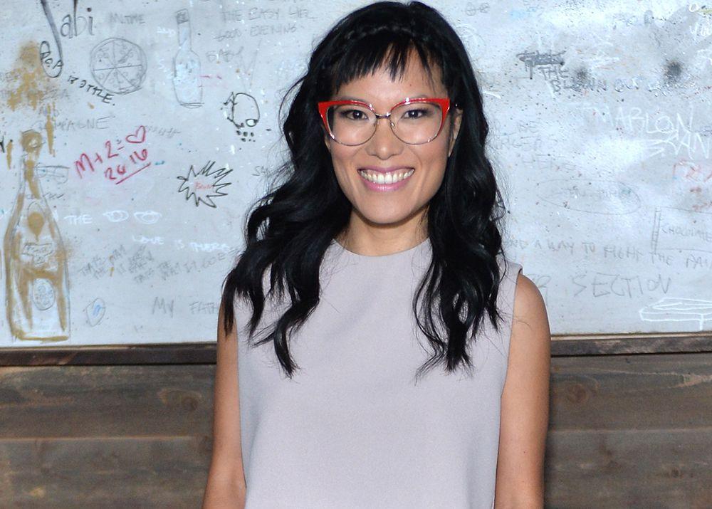 Ali Wong at Elle Women in Comedy
