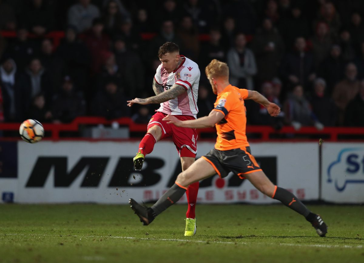 Stevenage v Reading - The Emirates FA Cup Third Round