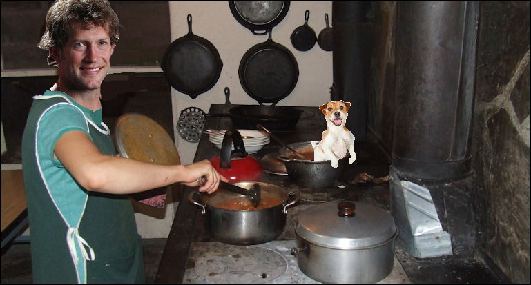 backes cooking