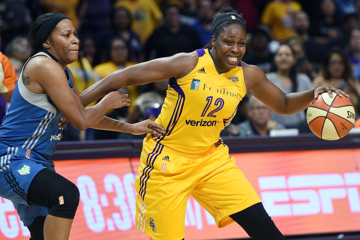NY Liberty vs Los Angeles Sparks game preview