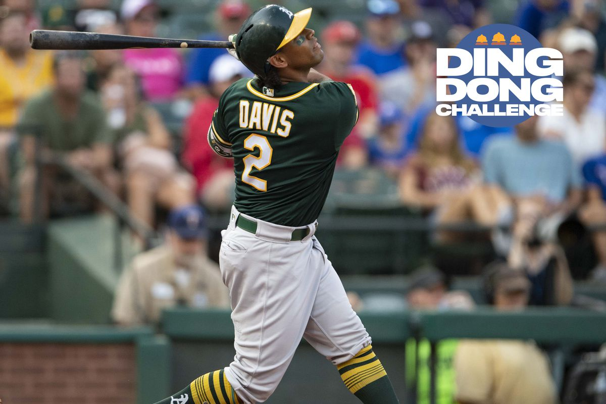The Ding Dong Challenge: Khrush Davis living up to his ...