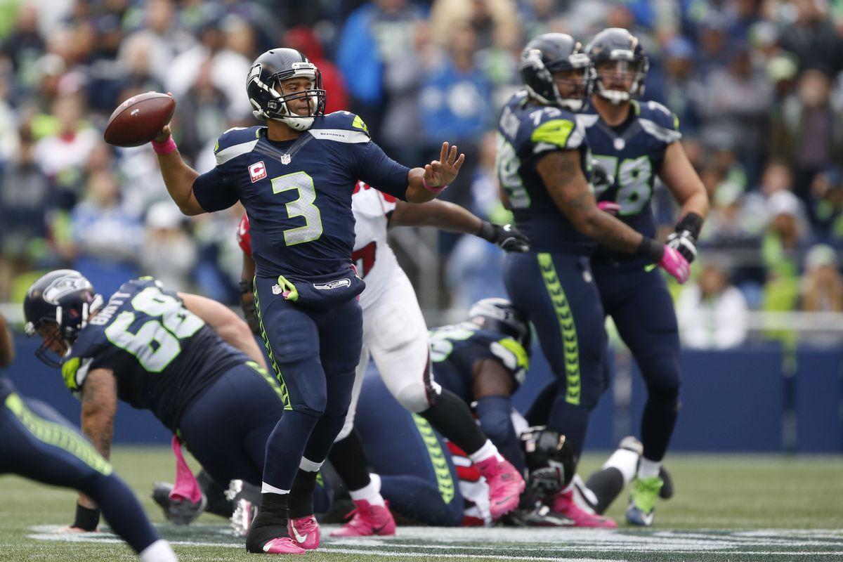 NFL: Atlanta Falcons at Seattle Seahawks