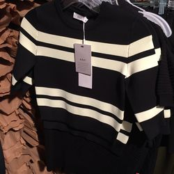 ALC Townsend sweater, $112.50 (was $375)