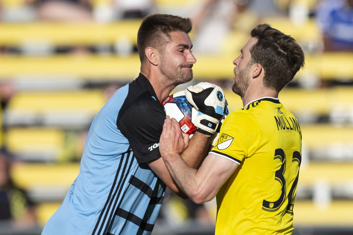 MLS: U.S. Open Cup-Pittsburgh Riverhounds at Columbus Crew SC