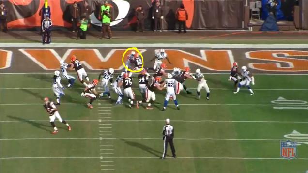Week 14 Offense (10) - TD Run by Crowell