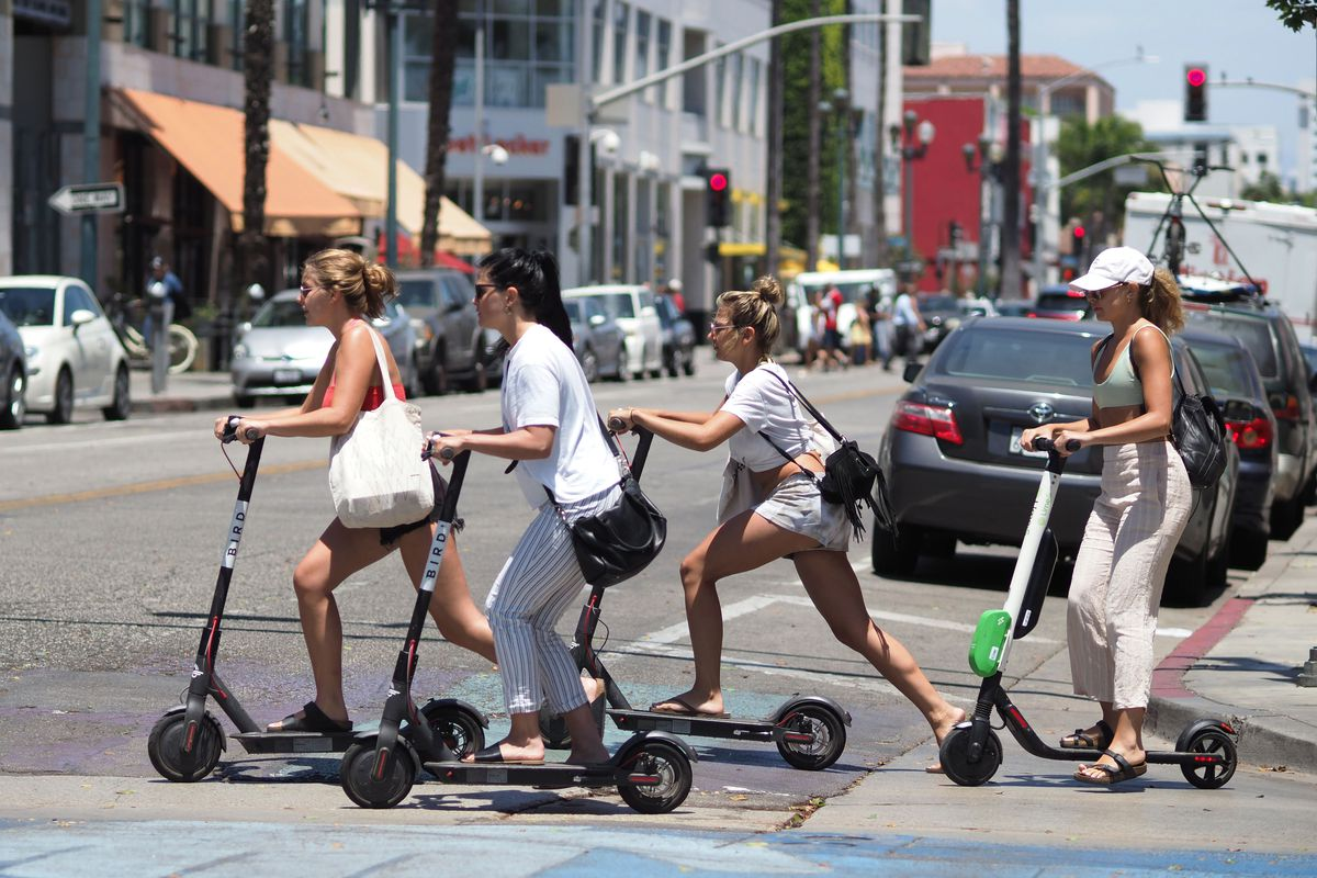 Should You Care If Your Ride Sharing Scooter Is Tracking Your Data?
