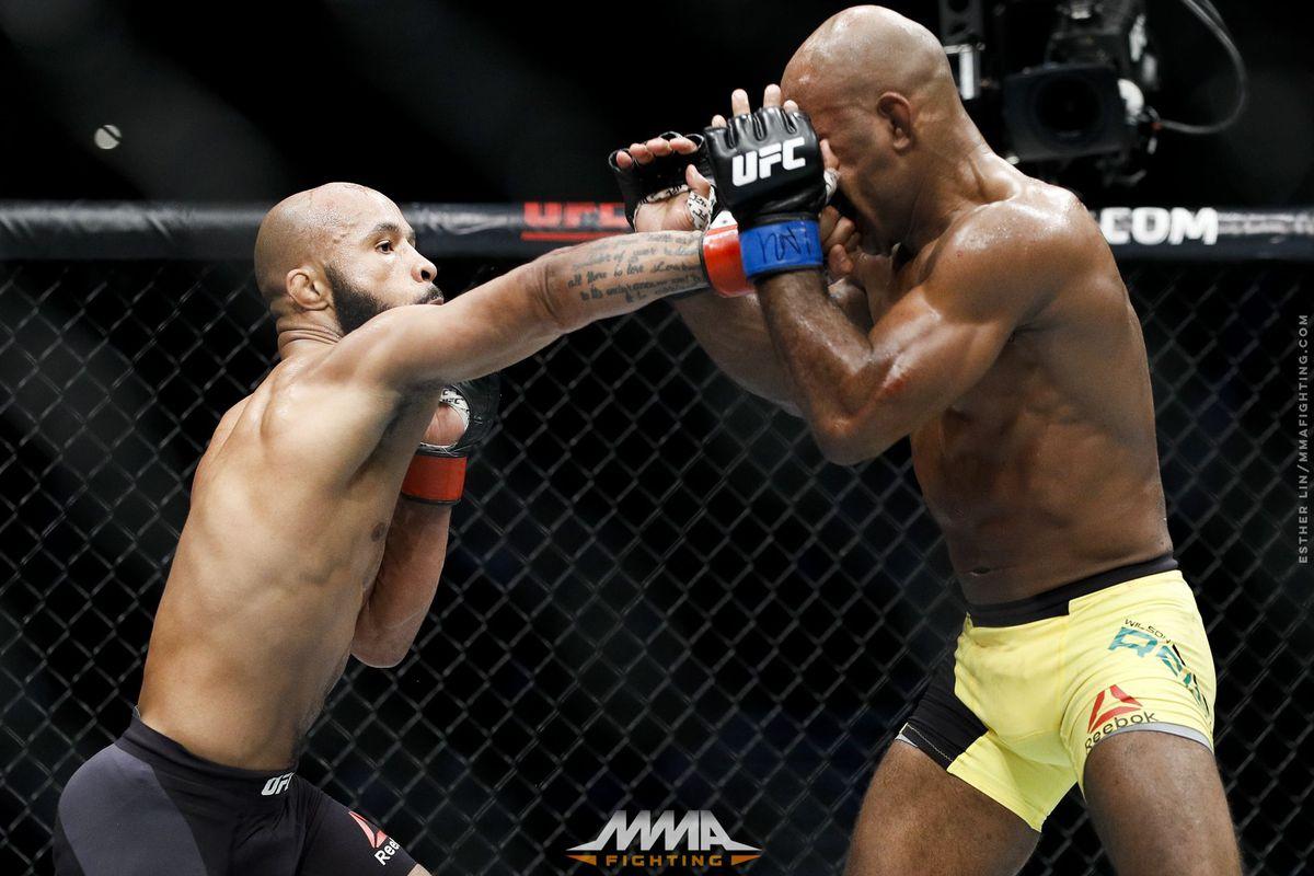 UFC on FOX 24 photos
