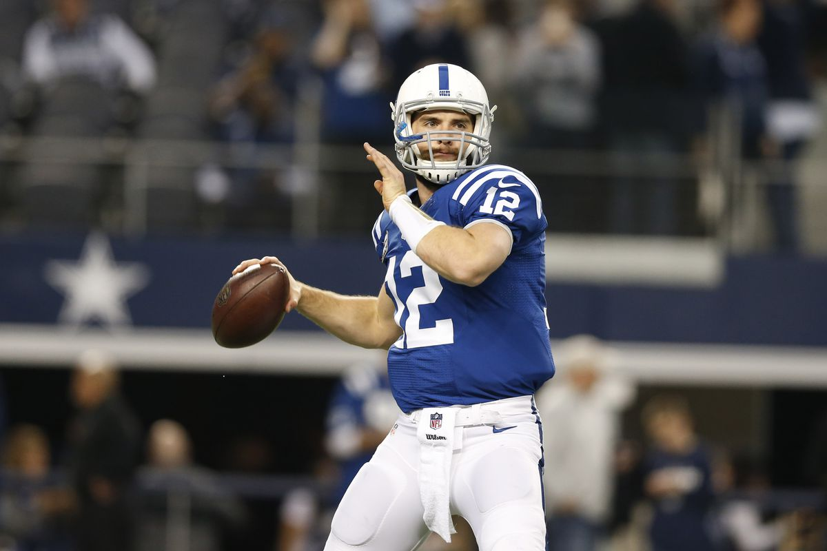 The Colts need more than just luck to win in Arlington.