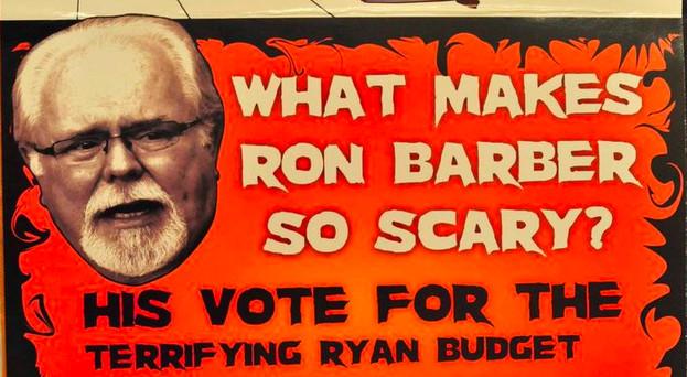 Ron Barber mailer