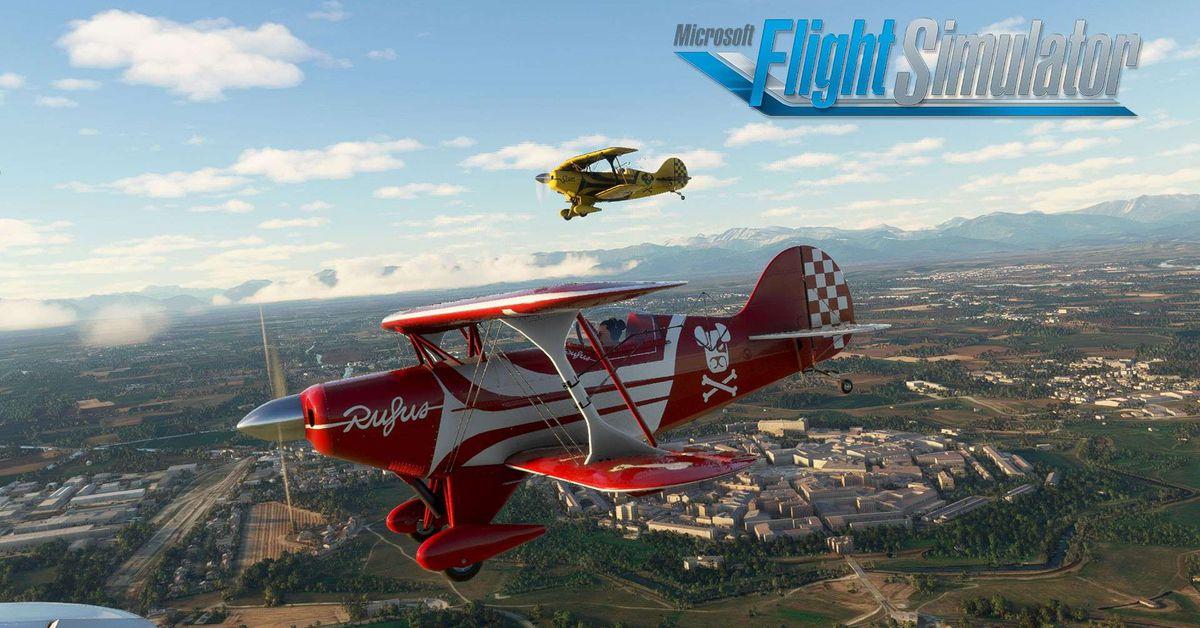 Microsoft Flight Simulator on PC now has huge performance improvements - The Verge
