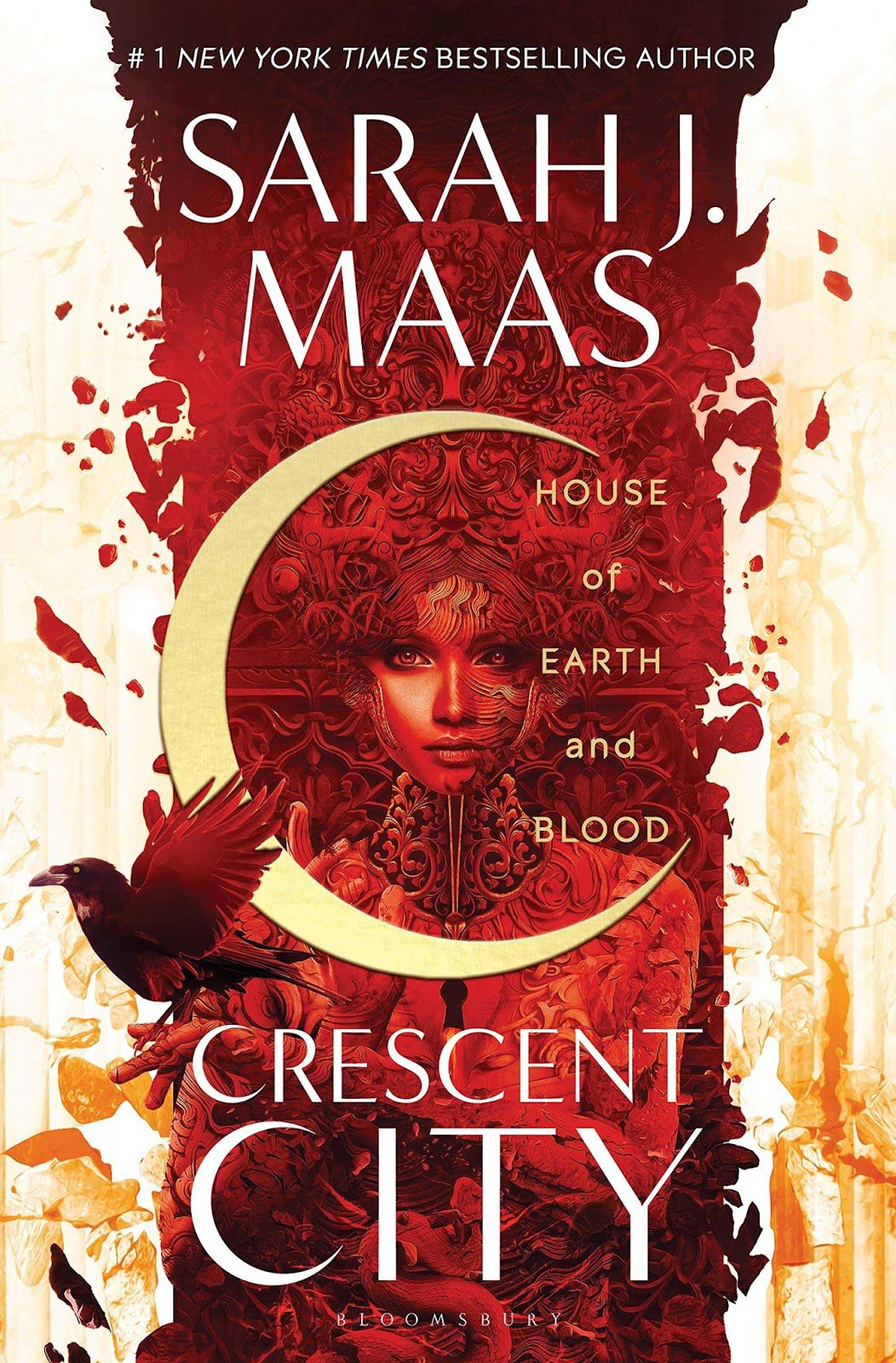 """Sarah J. Maas' debut adult book, """"Crescent City: House of Earth and Blood,"""" comes out Tuesday."""