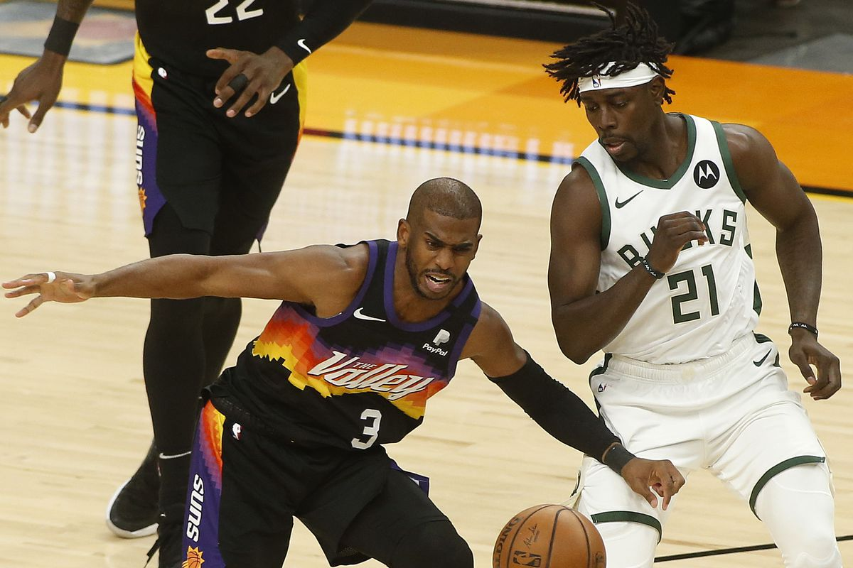 Bucks vs. Suns Game 3 prediction: Best bets, pick against the spread, over/under in 2021 NBA Finals - DraftKings Nation