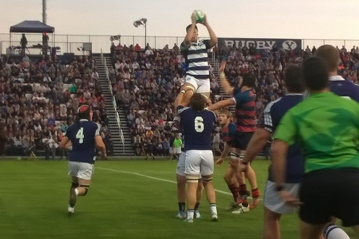 BYU Rugby looks to advance to the Varsity Cup Finals