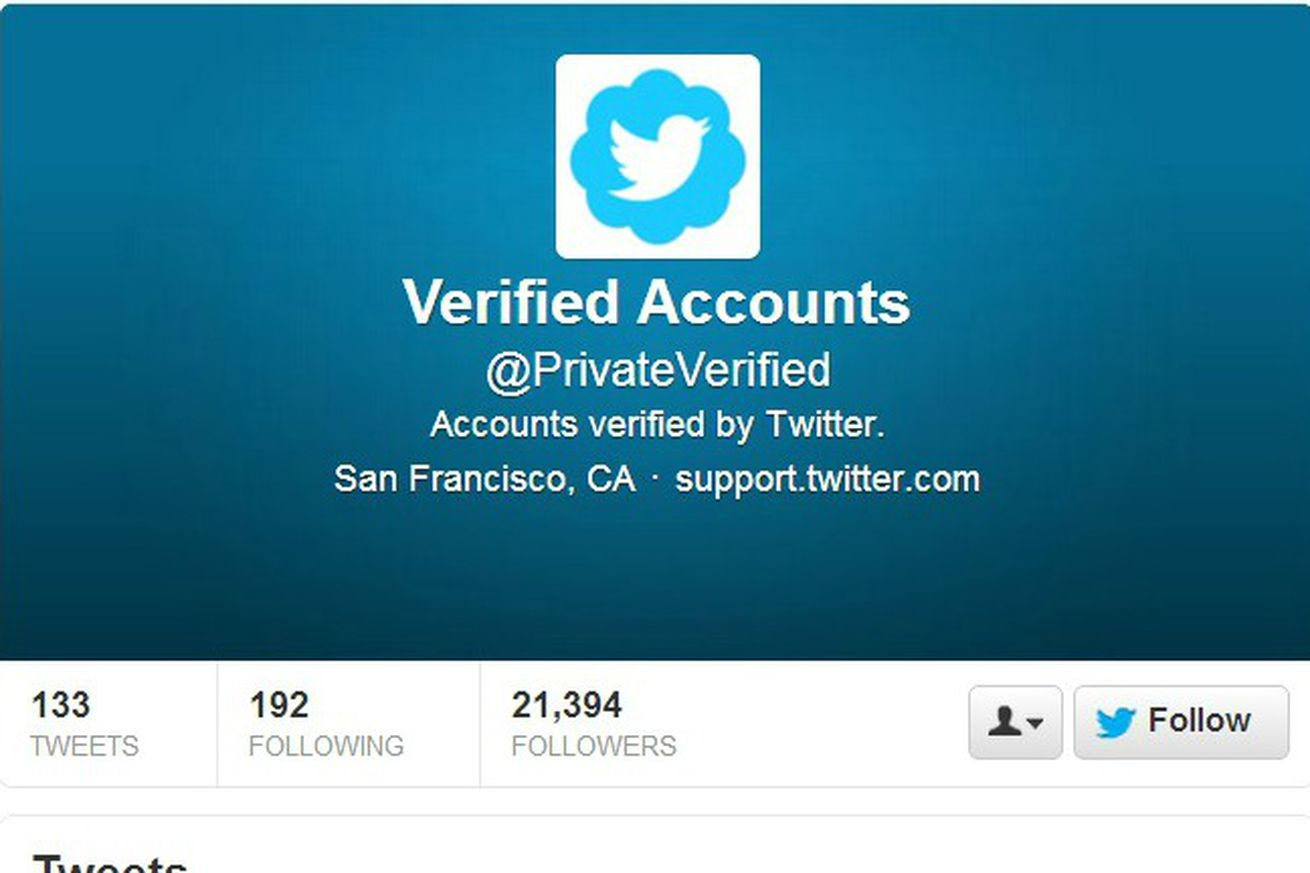 twitter s verification program was a mess from the start