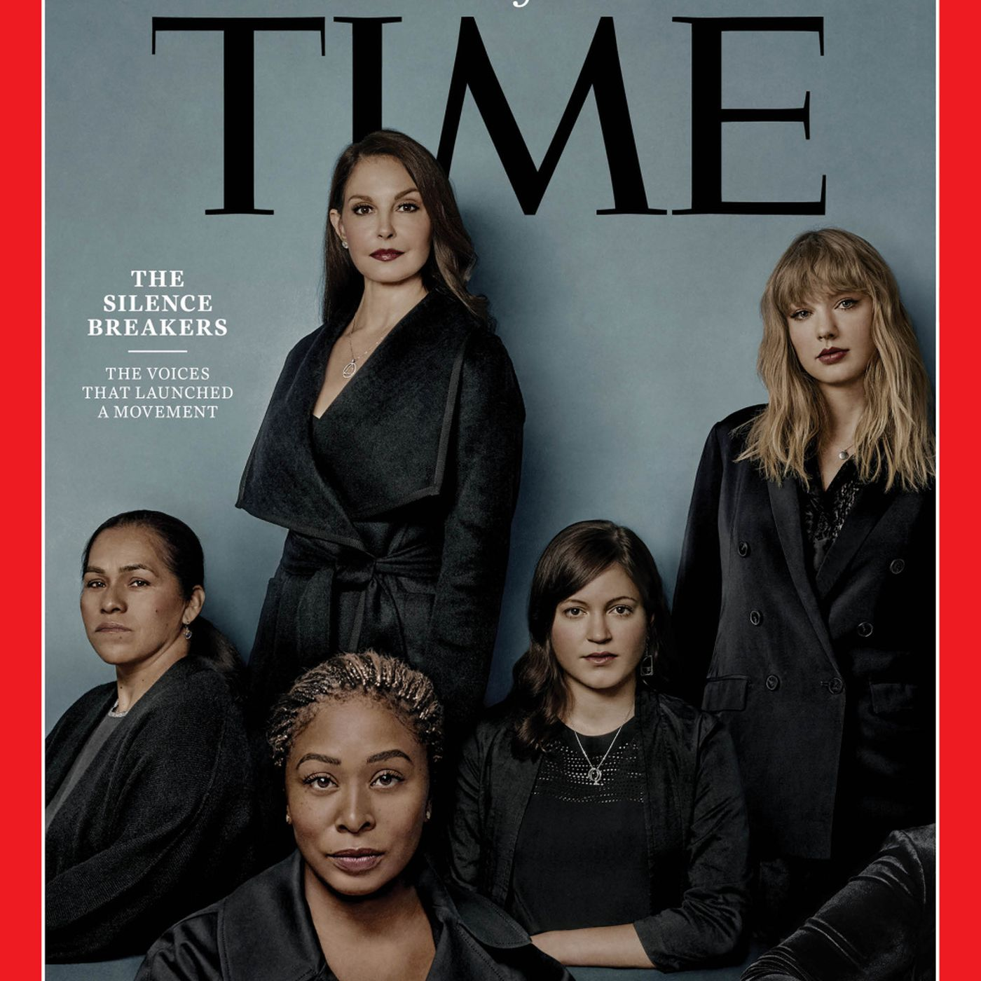 """Time s 2017 Person of the Year is the """"Silence Breakers """" Trump is"""