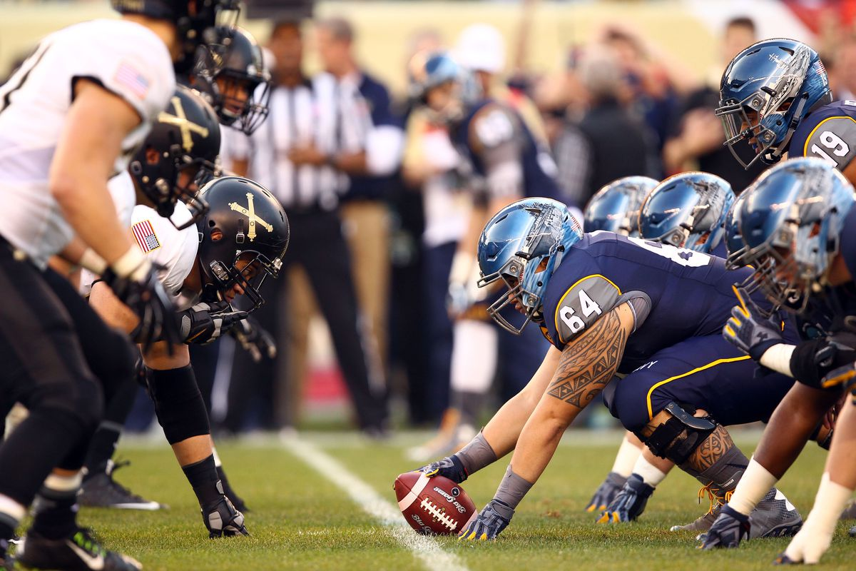 Army-Navy has awesome new uniforms every year, and 2016 is ...