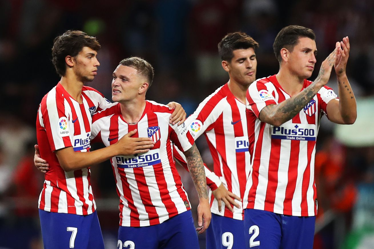 Atlético Madrid 1-0 Getafe CF: Morata, Trippier stand out in slim win