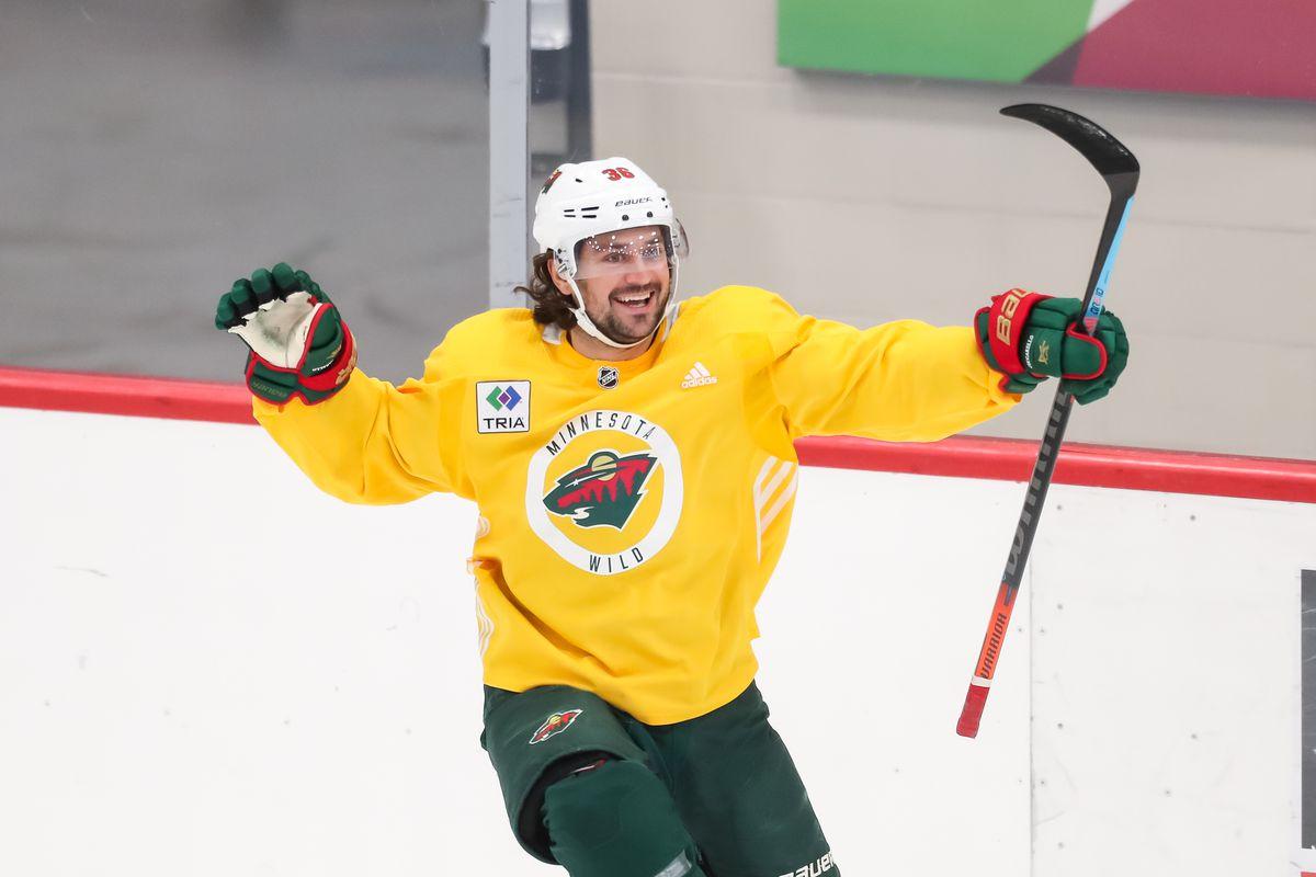 NHL: Minnesota Wild-Workouts