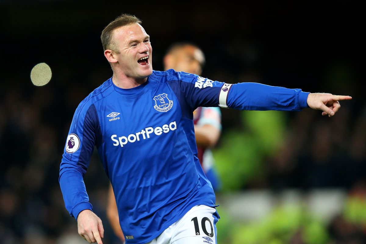 Wayne Rooney - an underwhelming end to an underwhelming Everton career a5b996095