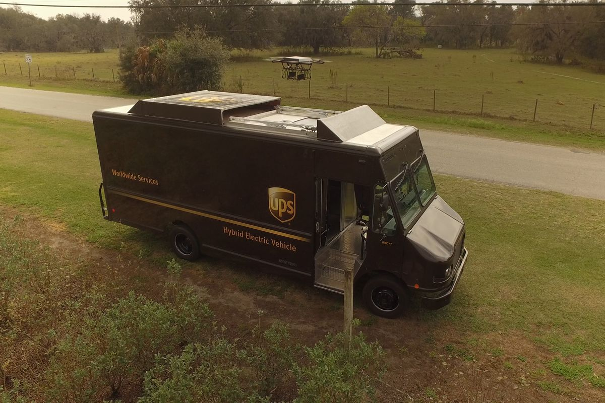 Ups Thinks It Can Save Money And Deliver More Packages By