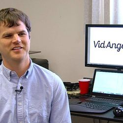 Daniel Harmon is a co-founder of VidAngel. It's a service that allows users to stream movies without content they don't want to see or hear, such as swear words, gore and sexual content.