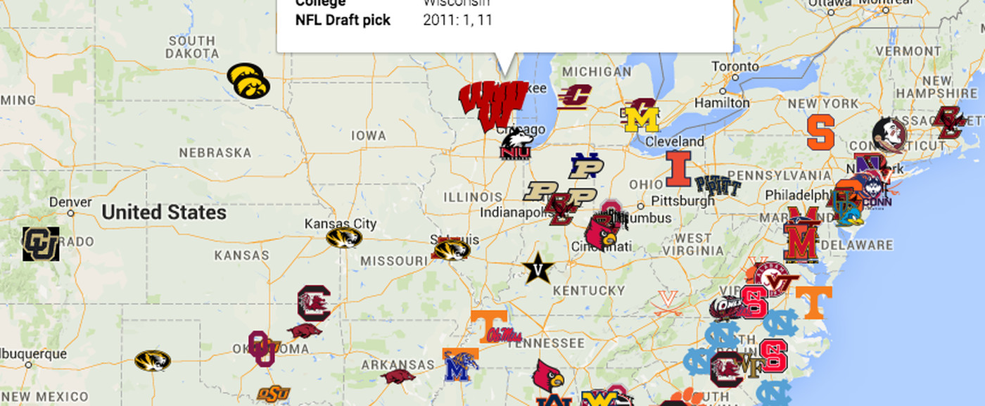 Map! Where NFL Draft first-rounders who weren't blue chip ... on indianapolis townships, indianapolis news anchors, indianapolis warren central high school, indianapolis gangs, indianapolis trains, indianapolis road course, indianapolis indiana united states, indianapolis skyline panoramic, indianapolis city, indianapolis school buses, indianapolis airport terminal, indianapolis suburbs, indianapolis ghetto, indianapolis water park, indianapolis hotels, indianapolis in us, indianapolis mall, indiana meth lab map,