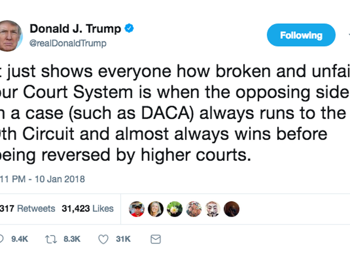 How The 9th Circuit Became Conservatives Least Favorite Court Vox United States Courts Of Appeals And District